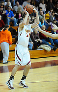 The Avon Lake boys varsity basketball team defeated North Olmsted on January 21, 2011 at Avon Lake High School.