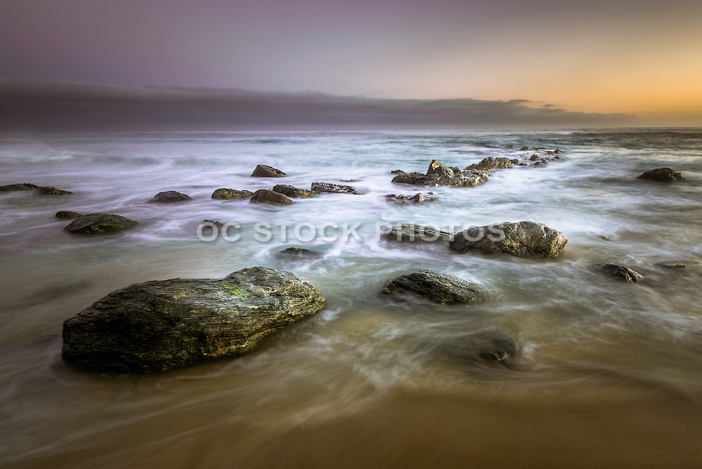 Thousand Steps Beach Seascape Photo