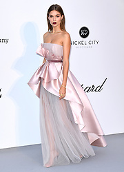 Josephine Skriver attending the 26th amfAR Gala held at Hotel du Cap-Eden-Roc during the 72nd Cannes Film Festival. Picture credit should read: Doug Peters/EMPICS