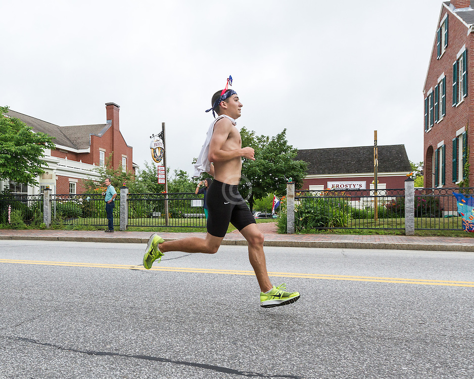 LL Bean Fourth of July 10K road race: Coby Horowitz