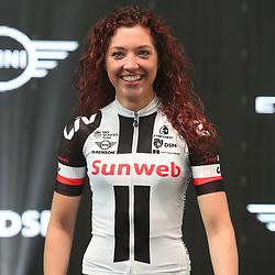 05-01-2017: Wielrennen: Presentatie Sunweb Giant: Rotterdam  <br />MUNSTER (NED) wielrennen<br />Sabrina Stultiens