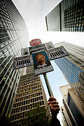 A protester from Occupy Wall Street voice his ire at the big banks during a protest in New York. The portesters walked to the financial headquarters of several banks in Midtown Manhattan and delivered their written complaints.