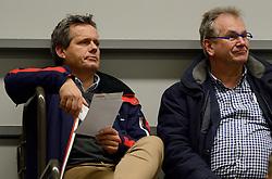 13-12-2014 NED: Prins VCV - Abiant Lycurgus, Veenendaal<br /> Lycurgus wint met 3-1 van VCV / Gido Vermeulen en Joep van Iersel