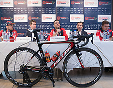 Tour of Flanders' Press Conference & Training - 30 March 2018