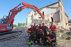 20120731 TERREMOTO NEL FERRARESE- ABBATTIMENTO CANONICA VIGARANO PIEVE