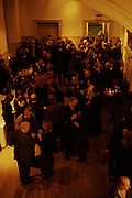 Annabel Freyberg and Andrew Barrow drinks party. The Royal Geographical Society. 5 January 2006. ONE TIME USE ONLY - DO NOT ARCHIVE  © Copyright Photograph by Dafydd Jones 66 Stockwell Park Rd. London SW9 0DA Tel 020 7733 0108 www.dafjones.com
