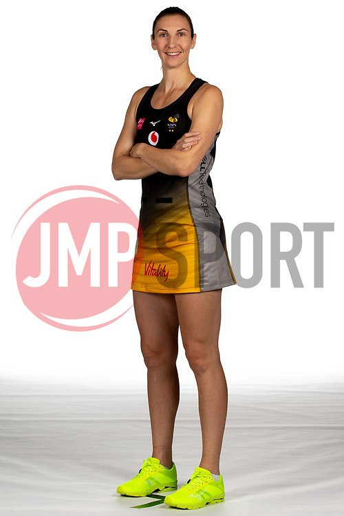Rachel Dunn of Wasps Netball - Mandatory by-line: Robbie Stephenson/JMP - 02/11/2019 - NETBALL - Ricoh Arena - Coventry, England - Wasps Netball Headshots