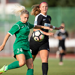 20180810: SLO, Football - UEFA Women's Champions League 2018/19, ZNK Olimpija Ljubljana vs Barcelona