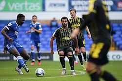 Josh Grant of Bristol Rovers passes the ball - Mandatory by-line: Arron Gent/JMP - 05/09/2020 - FOOTBALL - Portman Road - Ipswich, England - Ipswich Town v Bristol Rovers - Carabao Cup