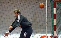 Håndball, 2. januar 2003, EM kvalifisering herrer, Norge - Romania. Steinar Ege, Norge