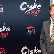 NLD/Amsterdam/20161120 - premiere Ciske de Rat de Musical, Albert Verlinde