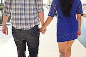 Lana and Nathan Engagement