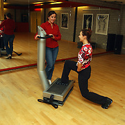 Studio Optifit Dolderseweg 150a Den Dolder Mw. Schreurs met de Powerplate