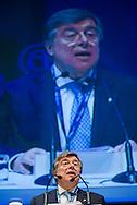 2013/06/11 Roma, assemblea annuale di Confartiginato. nella foto Flavio Zanonato.<br /> Rome, Confartigianato (reading National Confederation of Artisans). Nella foto Flavio Zanonato - &copy; PIERPAOLO SCAVUZZO