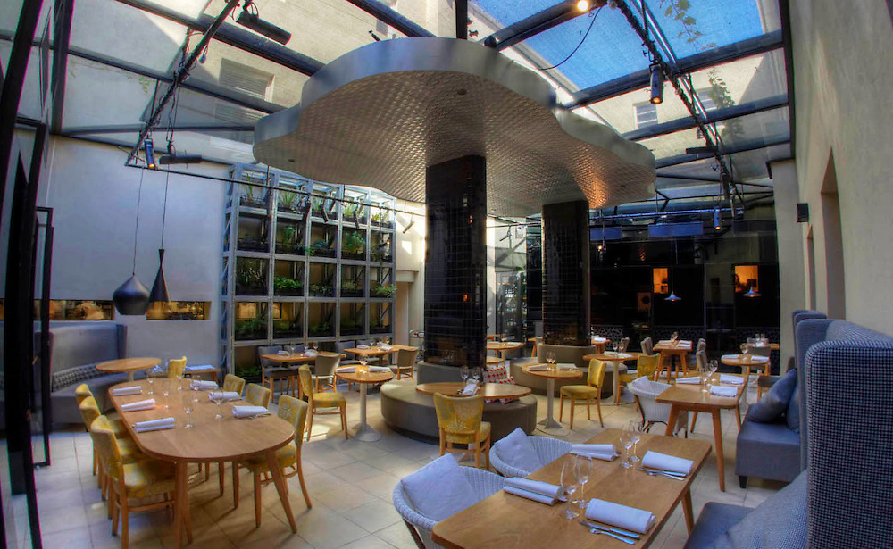 Section: M Magazine.The Prince Hotel.Details: The Serve Column.Pic By Craig Sillitoe CSZ/The Sunday Age 10/03/2011 melbourne photographers, commercial photographers, industrial photographers, corporate photographer, architectural photographers, This photograph can be used for non commercial uses with attribution. Credit: Craig Sillitoe Photography / http://www.csillitoe.com<br />