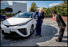 Boris Toyota HQ visit 13102015