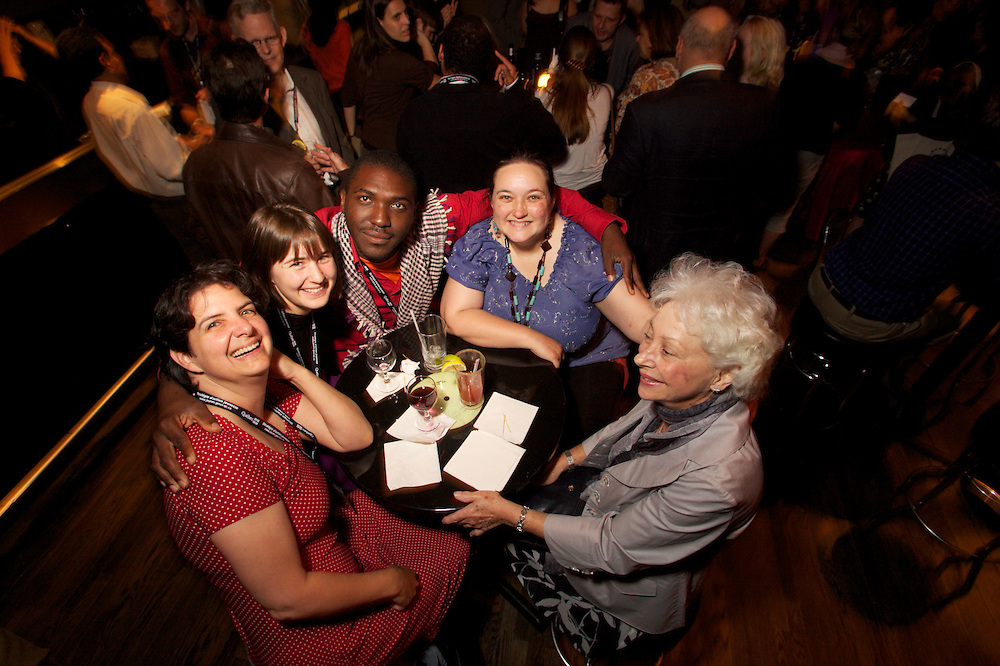The 10th annual CIVICUS World Assembly hosts a dinner, dance and cabaret party at Metropolis in Montreal, Quebec, Canada on September 11th, 2011 to entertain attendees of the conference.