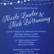 Nick and Nicole 2-3-18