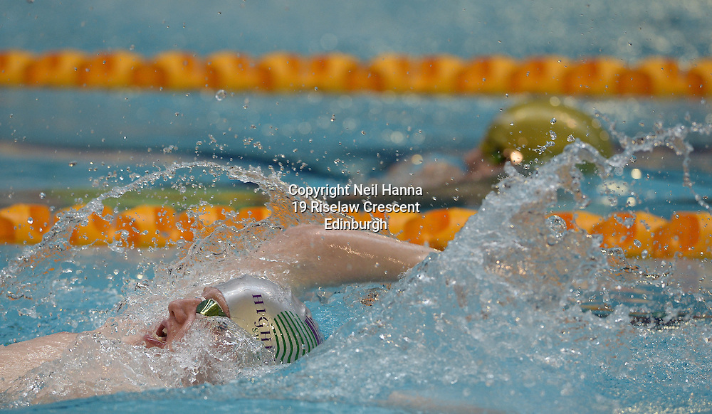British Para-Swimming International Meet 2016, Tollcross Swimming Centre, Glasgow.<br /> <br /> Event 202 Mens MC 100m Backstroke <br /> <br /> Adam Scott<br /> <br />  Neil Hanna Photography<br /> www.neilhannaphotography.co.uk<br /> 07702 246823