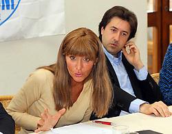 CANDIDATI PDL ELEZIONI 2013: TOSELLI FABRIZIO CON ANNA MARIA BERNINI