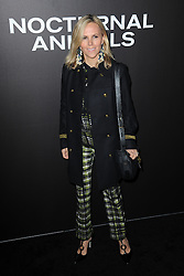 November 17, 2016 - New York, NY, USA - November 17, 2016  New York City..Tory Burch attending the 'Nocturnal Animals' premiere at The Paris Theatre on November 17, 2016 in New York City. (Credit Image: © Callahan/Ace Pictures via ZUMA Press)