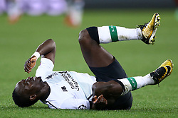 May 2, 2018 - Rome, Lazio, Italy - AS Roma v FC Liverpool - Champions League semi-final second leg.Sadio Mane of Liverpool at Olimpico Stadium in Rome, Italy on May 02, 2018. (Credit Image: © Matteo Ciambelli/NurPhoto via ZUMA Press)