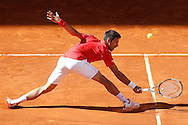 Novak Djokovic during the Madrid Open at Manzanares Park Tennis Centre, Madrid<br /> Picture by EXPA Pictures/Focus Images Ltd 07814482222<br /> 04/05/2016<br /> ***UK & IRELAND ONLY***<br /> EXPA-ESP-160504-0028.jpg