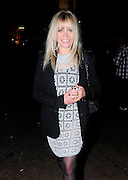 22.SEPTEMBER.2010. LONDON<br /> <br /> JO WOOD LEAVING PENTHOUSE NIGHT CLUB IN LEICESTER SQUARE AFTER ATTENDING A PARTY FOR W HOTEL JAMES SMALL.<br /> <br /> BYLINE: EDBIMAGEARCHIVE.COM<br /> <br /> *THIS IMAGE IS STRICTLY FOR UK NEWSPAPERS AND MAGAZINES ONLY*<br /> *FOR WORLD WIDE SALES AND WEB USE PLEASE CONTACT EDBIMAGEARCHIVE - 0208 954 5968*