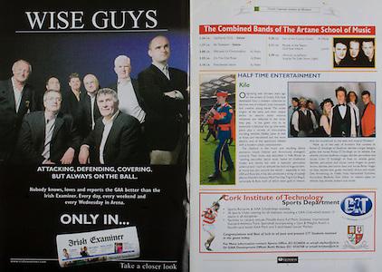 All Ireland Senior Hurling Championship - Final,.14092003AISHCF,.14.09.2003, 09.14.2003, 9th September 2003,.Senior Kilkenny 1-14, Cork 1-11,.Minor Kilkenny 2-16, Galway 2-15,.Irish Examiner,