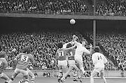 All Ireland Football Semi-Final.Cork v Galway.Croke Park, Dublin.13.08.1972.13th August 1972