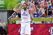 KOPER EUROBASKET 2013 5 SETTEMBRE 2013<br /> NAZIONALE ITALIANA MASCHILE<br /> ITALIA-TURCHIA<br /> NELLA FOTO: MARCO BELINELLI<br /> FOTO CIAMILLO