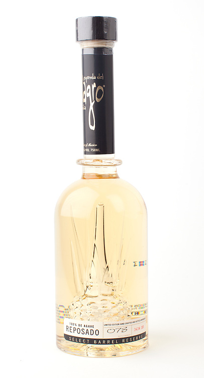 Milagro Select Barrel Reserve reposado -- Image originally appeared in the Tequila Matchmaker: http://tequilamatchmaker.com