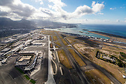 Honolulu Airport, Oahu, Hawaii