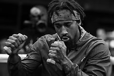 October 17, 2018: Andrade vs Kautondokwa Open Workouts