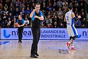 DESCRIZIONE : Eurocup Last 32 Group N Dinamo Banco di Sardegna Sassari - Galatasaray Odeabank Istanbul<br /> GIOCATORE : Fritz Clemens<br /> CATEGORIA : Arbitro Referee<br /> SQUADRA : Arbitro Referee<br /> EVENTO : Eurocup 2015-2016 Last 32<br /> GARA : Dinamo Banco di Sardegna Sassari - Galatasaray Odeabank Istanbul<br /> DATA : 13/01/2016<br /> SPORT : Pallacanestro <br /> AUTORE : Agenzia Ciamillo-Castoria/L.Canu