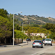 Santa Rosa Road. Santa Rosa, CA. USA.