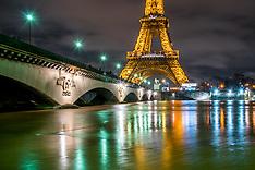 Paris Floods - 25 Jan 2018