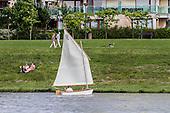 Szentendre-Budapest vitorlásverseny