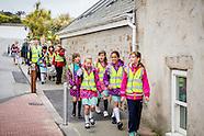 Bel royal school walking train