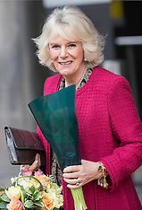 FEB 06 2014 Camilla, Duchess of Cornwall
