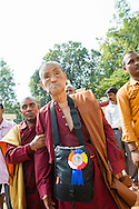 The Japanese monk Surai Sasai has worked for the rights of Dalits in India since 1966. Surai Sasai leads mass conversions of Hinuds to Buddhism<br />