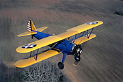 Stearman, navy colors