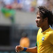 Neymar, Brazil, during the Brazil V Argentina International Football Friendly match at MetLife Stadium, East Rutherford, New Jersey, USA. 9th June 2012. Photo Tim Clayton