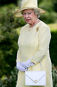 Her Majesty Queen Elizabeth II, tours the grounds at Admiralty House in Sydney Australia.