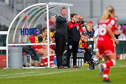 Willie Kirk manager of Bristol City Women - Mandatory byline: Rogan Thomson/JMP - 09/07/2016 - FOOTBALL - Stoke Gifford Stadium - Bristol, England - Bristol City Women v Milwall Lionesses - FA Women's Super League 2.