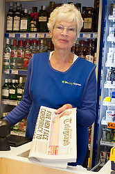 Winners Hallets Life Style Express Shop ..14 April 2011.Images © Paul David Drabble