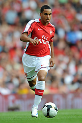 THEO WALCOTT.ARSENAL FC.EMIRATES CUP 2008, LONDON.EMIRATES STADIUM, LONDON, ENGLAND.02 August 2008.DIU82361..  .WARNING! This Photograph May Only Be Used For Newspaper And/Or Magazine Editorial Purposes..May Not Be Used For, Internet/Online Usage Nor For Publications Involving 1 player, 1 Club Or 1 Competition,.Without Written Authorisation From Football DataCo Ltd..For Any Queries, Please Contact Football DataCo Ltd on +44 (0) 207 864 9121