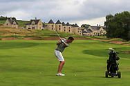 Peter Sheehan (Ballybunion) on the 16th fairway during Round 2 of The Ulster Seniors Open Championship in Lough Erne Golf Club, Enniskillen, Co. Fermanagh on Tuesday 30th July 2019.<br /> <br /> Picture:  Thos Caffrey / www.golffile.ie<br /> <br /> All photos usage must carry mandatory copyright credit (© Golffile | Thos Caffrey)