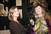 MARISA POLIN, WILMA JOHNSON Neo Naturist Christmas event , Studio Voltaire Gallery shop, Cork St.   20 November 2019