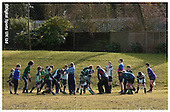 London Irish Premier Rugby Camp at BlueCoats School. 15-02-2006